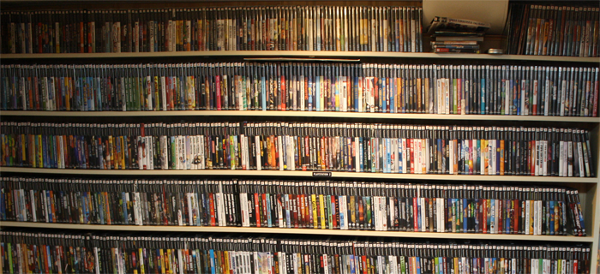 Massive Game Library